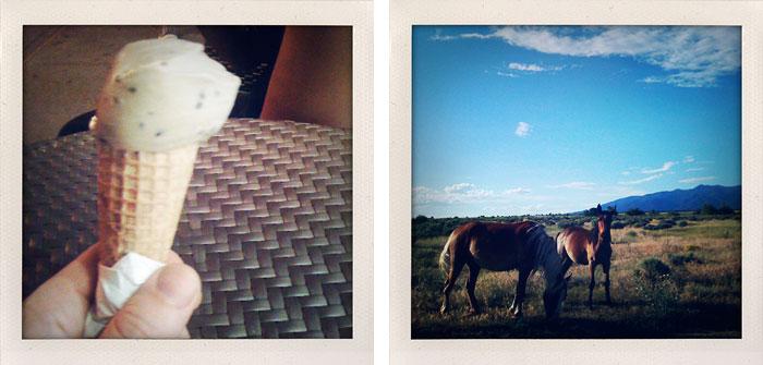 iPhone Polaroid
